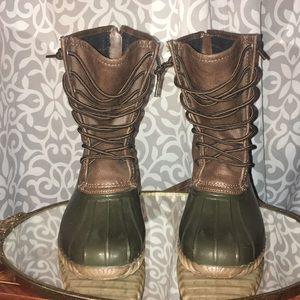 Madden Girl Rain ☔️ Boots